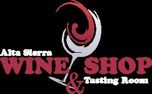 Alta Sierra Wine Shop Logo